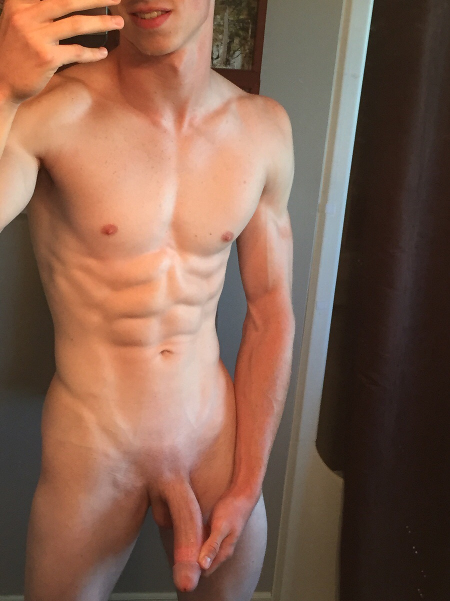 cute boys naked with abs